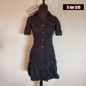 espirit size 6 formal button dress